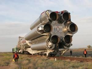 Байконур запустит спутник Intelsat в 2015-м году