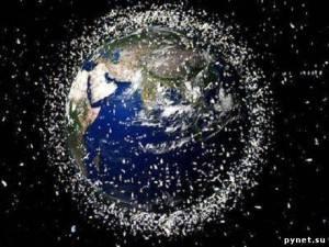 Япония начинает уборку космического мусора