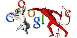 Google + не церемонится