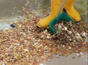 100 виртуальных «монет» за 5 рублей
