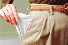 Вес зависит от финансового положения