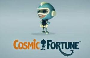 игровой автомат «Cosmic Fortune»