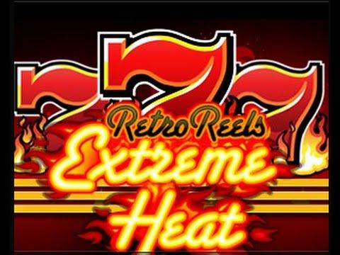 Retro Reels Extreme Heat в клуб вулкан