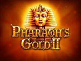 Pharaohs Gold 2 в казино Вулкан Удачи