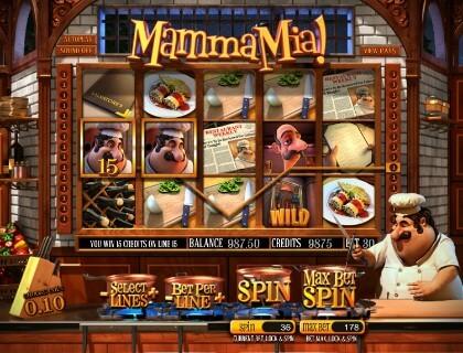 Посетите официальный сайт Вулкан 24 для игры в игровой автомат Mamma Mia
